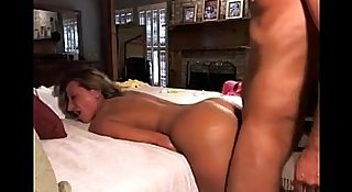 Stunning Blonde Milf Makes Hubby Cum Twice-sponsored by ADULTTOYSX.TK