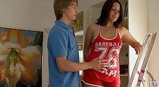 Crazy horny Anal lovin teen begs for airtight Penetration