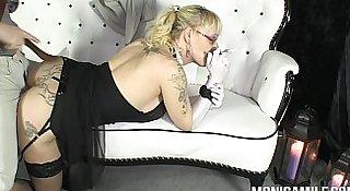 Monicamilf in a classic 30s retro porn - Norwegian vintage